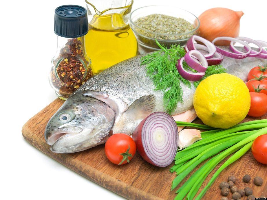 رژیم غذایی بیماران قلبی