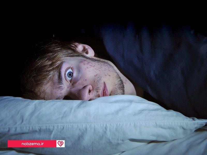 سکته-بد خوابی