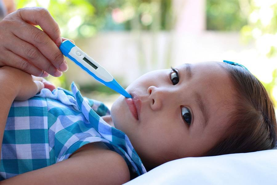 تب روماتیسمی در کودکان