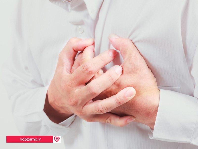 ضربان نامنظم قلب