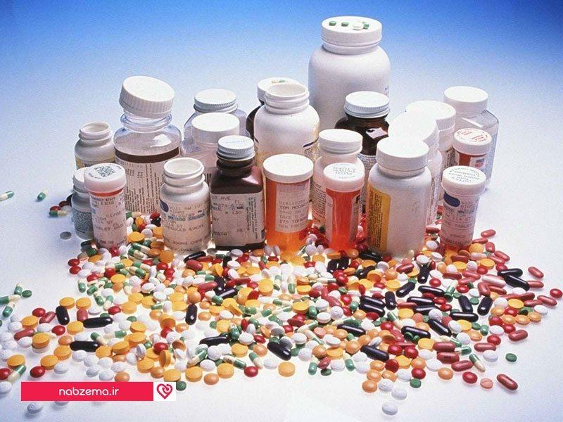 مسمومیت دارویی