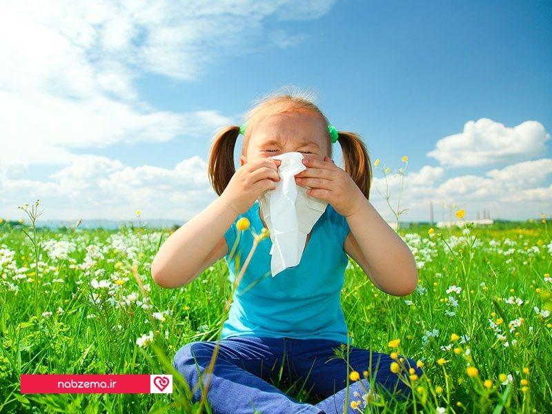 بیماری آلرژی