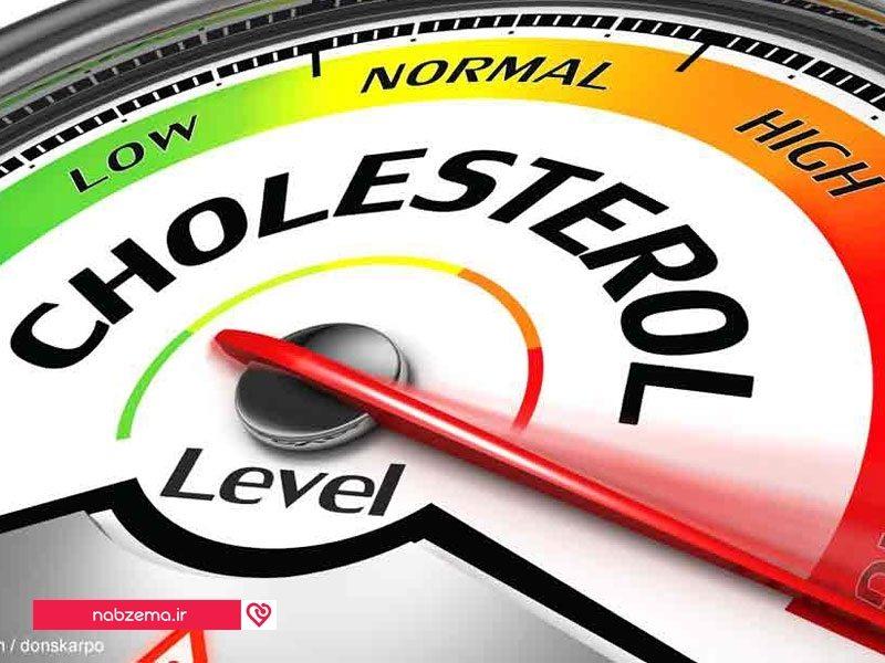 افزایش کلسترول