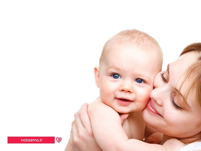 رشد موزون با شیر مادر