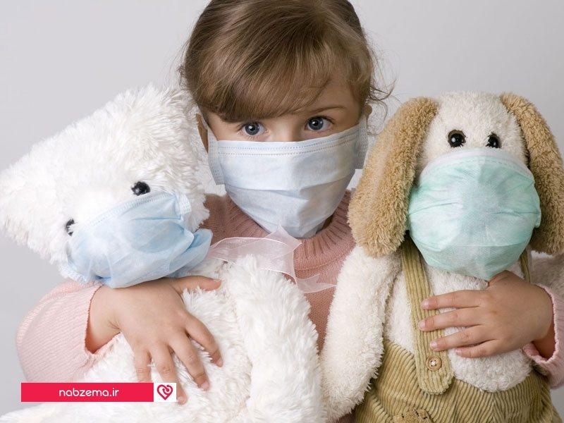 رفع آلودگی در خانه