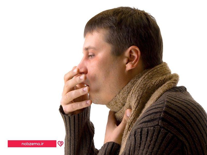 درمان سرفه های طولانی