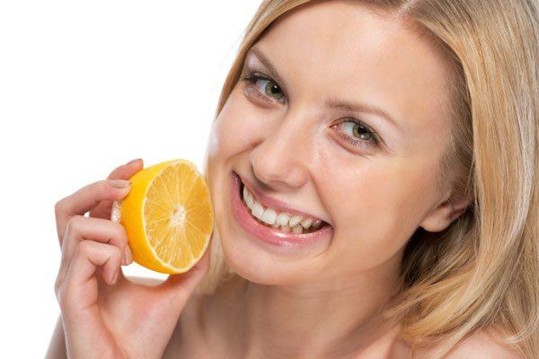 درمان ریزش مو+ویتامین c
