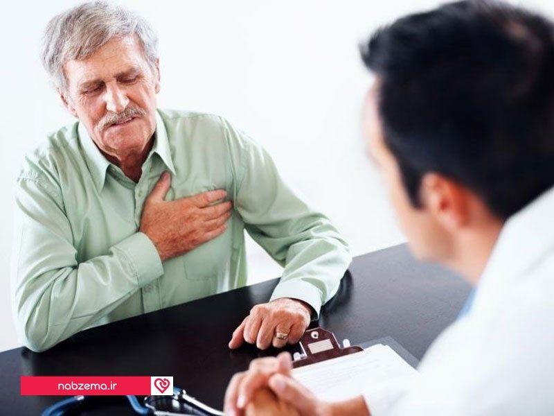 دردهای آنژینی