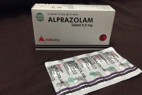 موارد مصرف قرص آلپرازولام