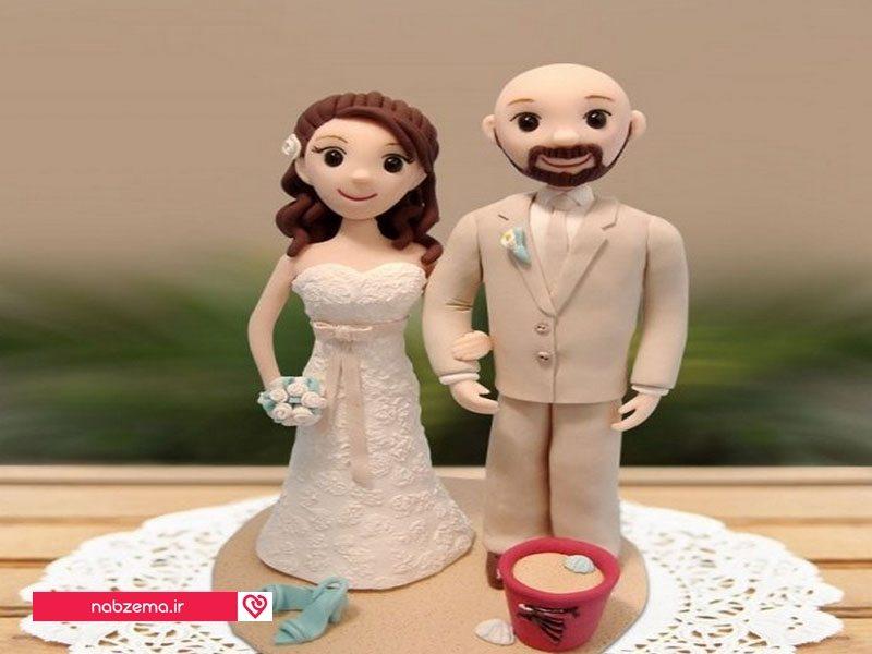 ازدواج مردان کچل
