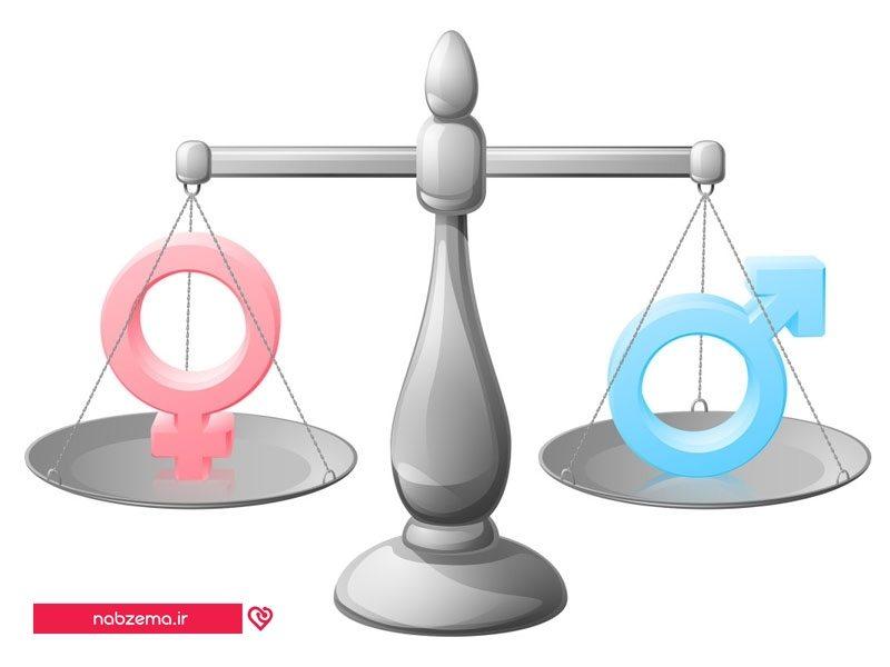 هورمون های مردانه در زنان