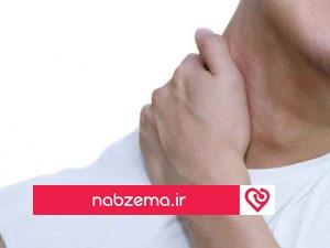 تصویر اسپاسم عضلانی گردن