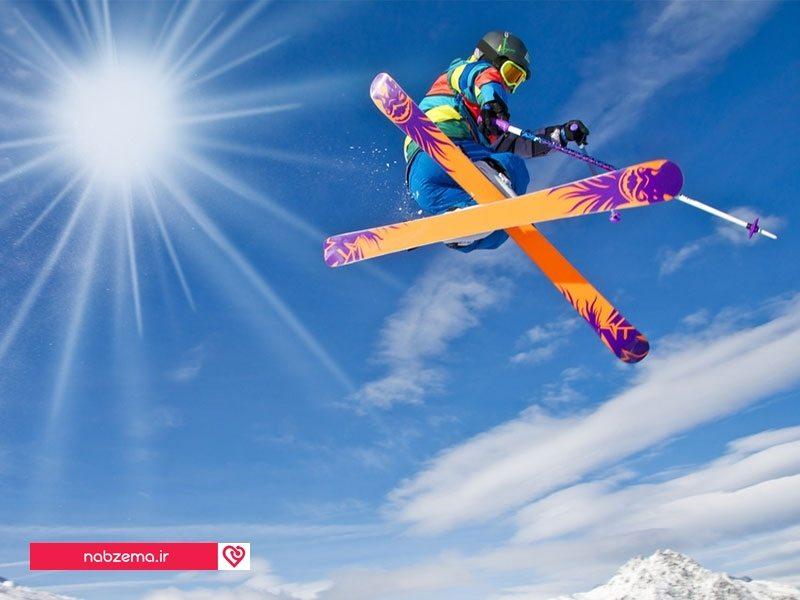 فواید اسکی برای سلامت بدن