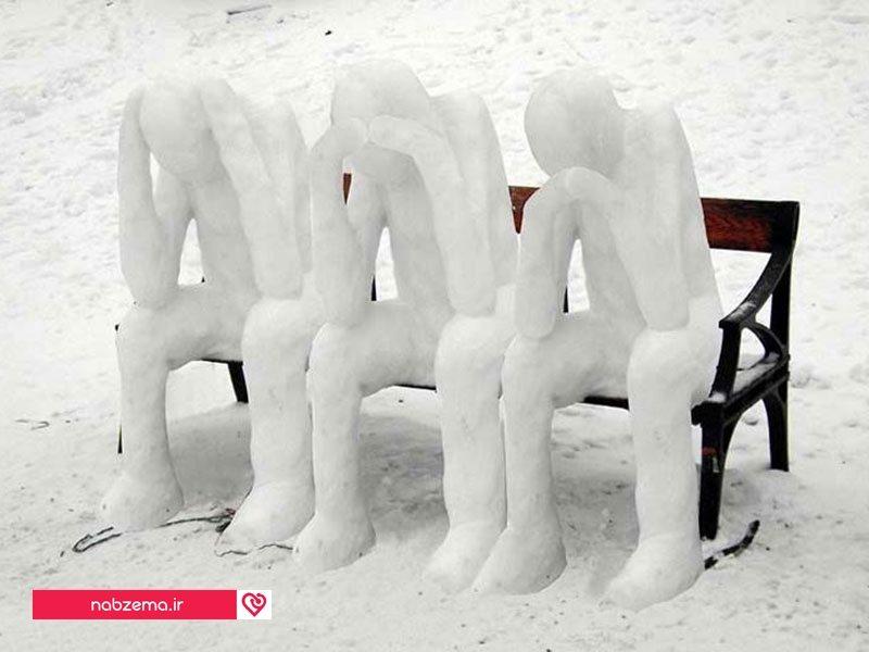درمان افسردگی زمستانی