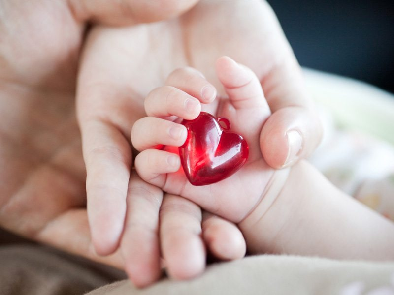 ضربان قلب نوزاد