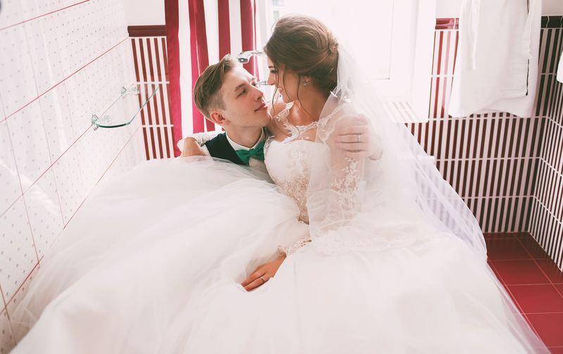 شب اول عروسی چقدر درد دارد