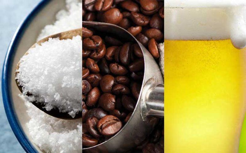 غذاهای مضر برای پوکی استخوان