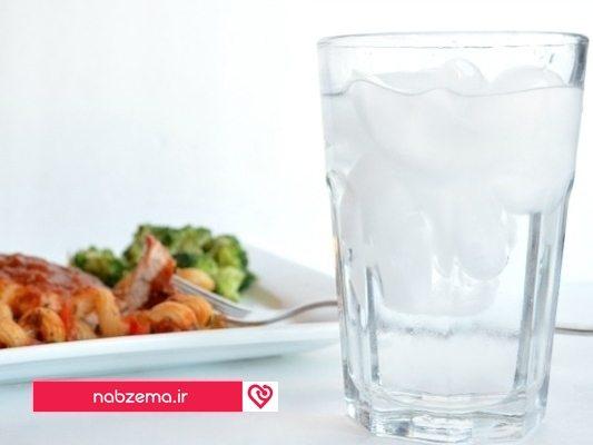افزایش وزن با میزان مناسب آب