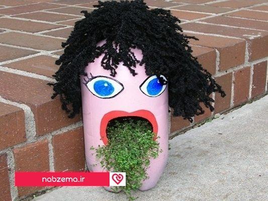 سبزه کودک