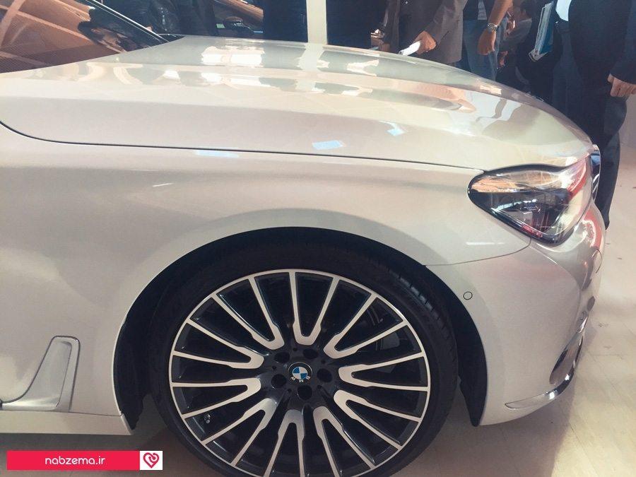 سری 7 BMW