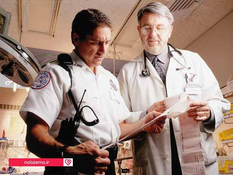 اورژانس بیمارستانی