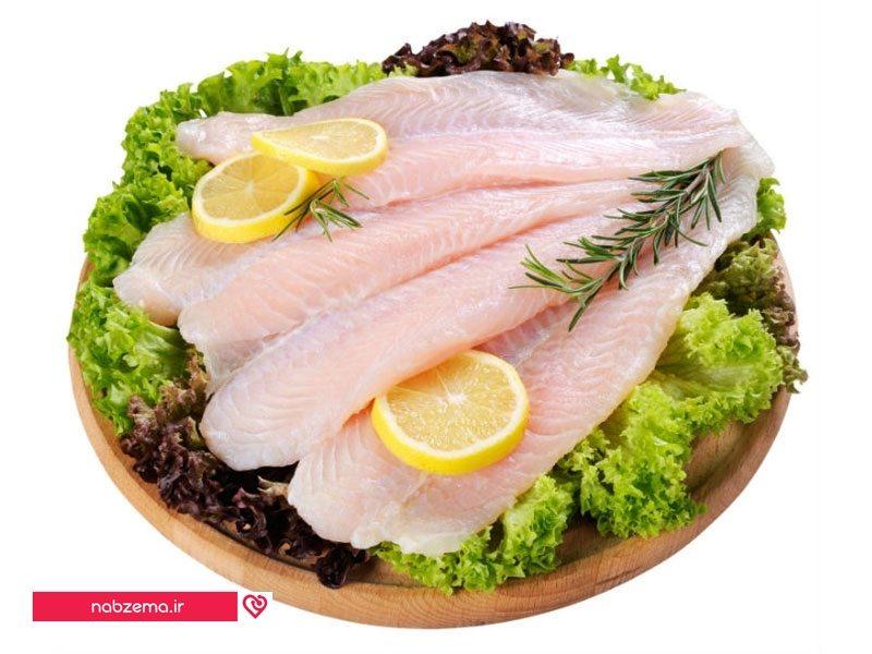 خواص ماهی تازه