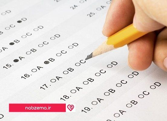 استرس امتحان
