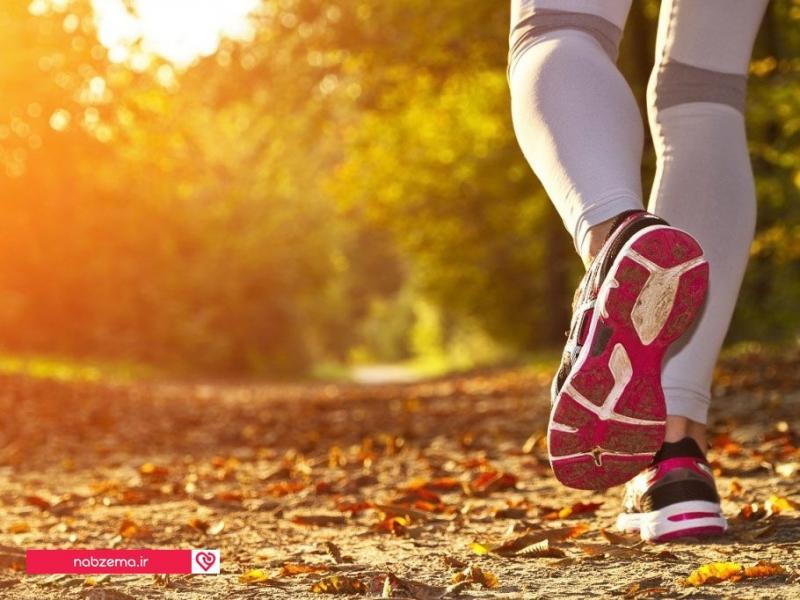 ورزش کردن برای سلامتی