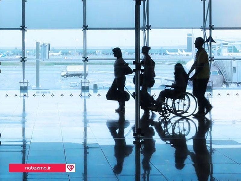 مسافرت معلولین