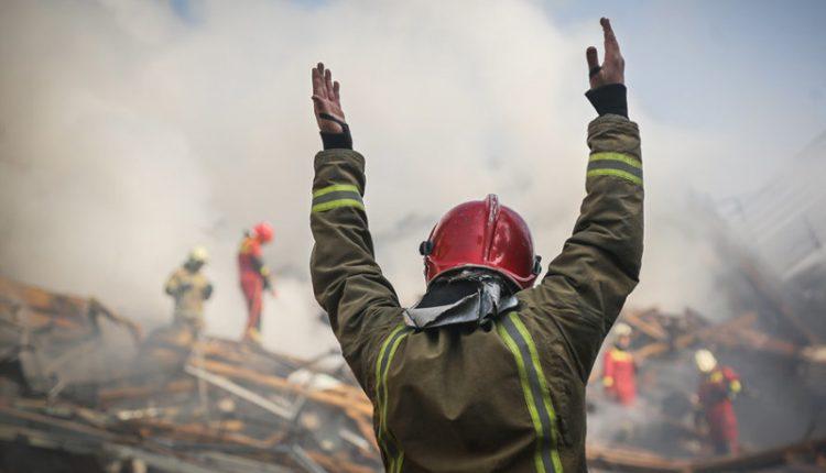 آتش نشانان پلاسکو