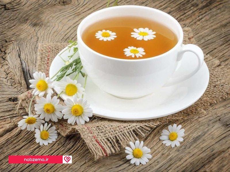 چای-بابونه