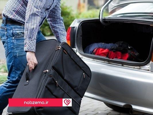 حمل چمدان