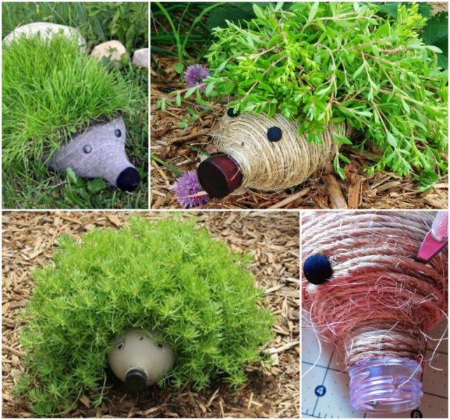سبز کردن سبزه به روش خلاقانه