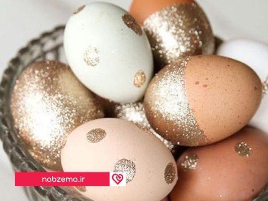 تخم مرغ اکلیلی