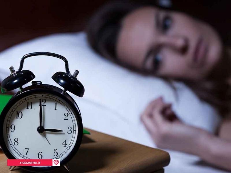 تصویر بد خوابی