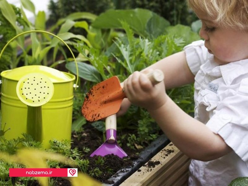 باغبانی کودک