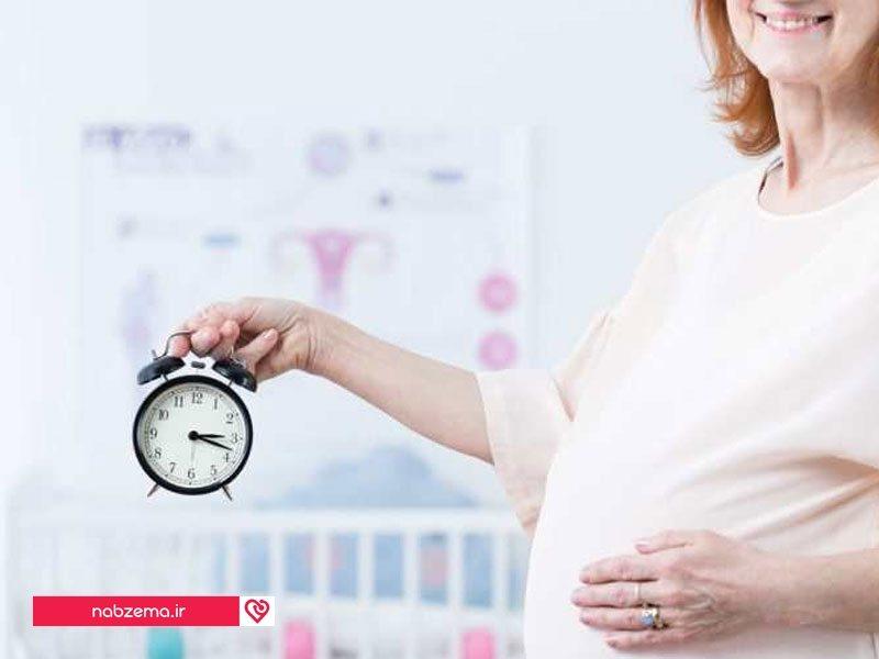 سن بارداری