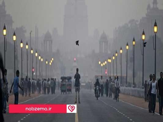 آلودگی هوا و بیماری ها