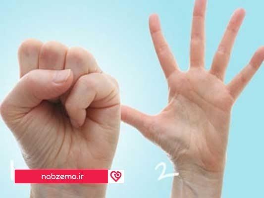 ورزش دست