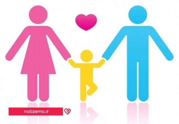 عشق به خانواده