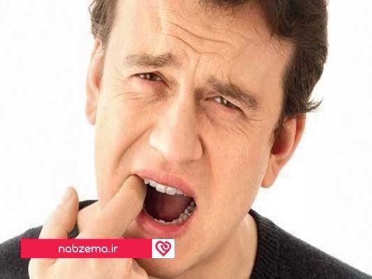 تسکین درد دندان
