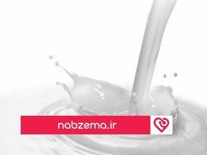 حساسیت به شیر