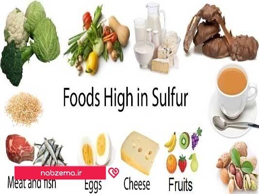 منابع غذایی حاوی کراتین