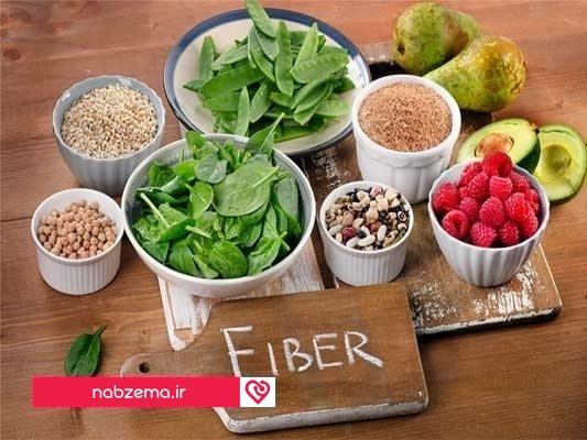 تغذیه سرشار از فیبر
