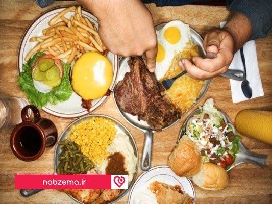 تغذیه و اسکیزوفرنی