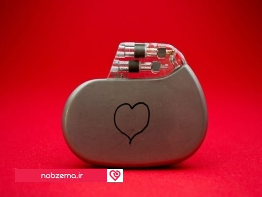 گذاشتن دستگاه در قلب