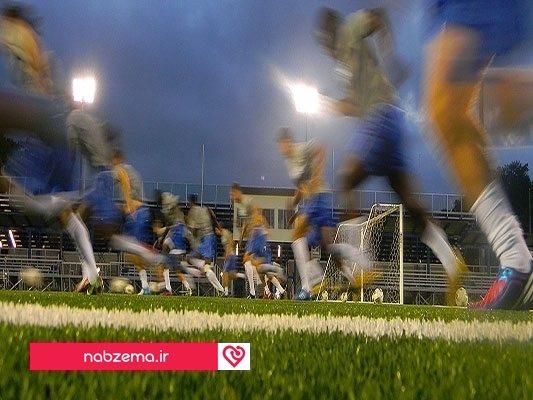 بدنسازی فوتبال