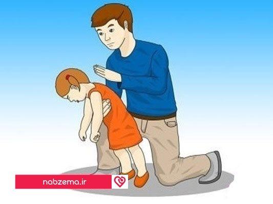 خفگی در کودک