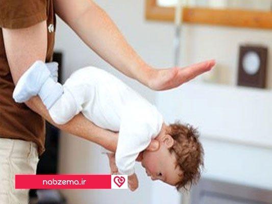 خفگی در نوزاد