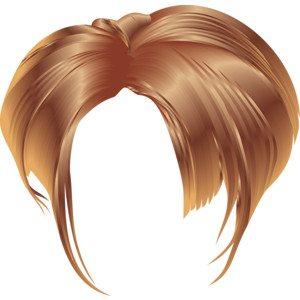 مدل مو گرد